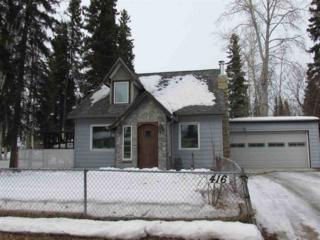 416 Farewell Avenue, Fairbanks, AK 99701 (MLS #133698) :: Madden Real Estate