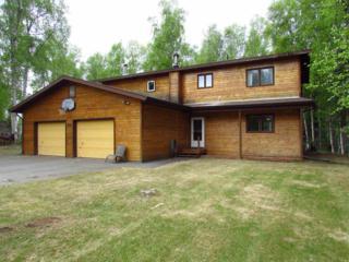 708 Ridge Loop Road, North Pole, AK 99705 (MLS #134211) :: Madden Real Estate