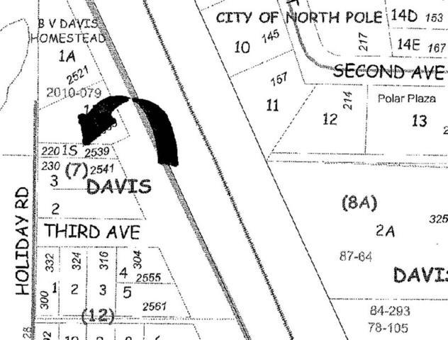 2539 Old Richardson Highway, North Pole, AK 99705 (MLS #125151) :: Madden Real Estate