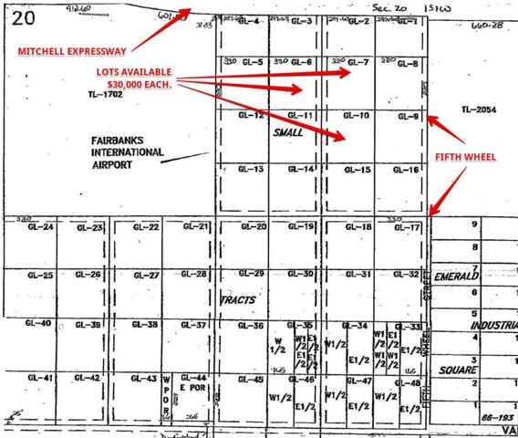 NHN Fifth Wheel Street, Fairbanks, AK 99709 (MLS #132685) :: Madden Real Estate