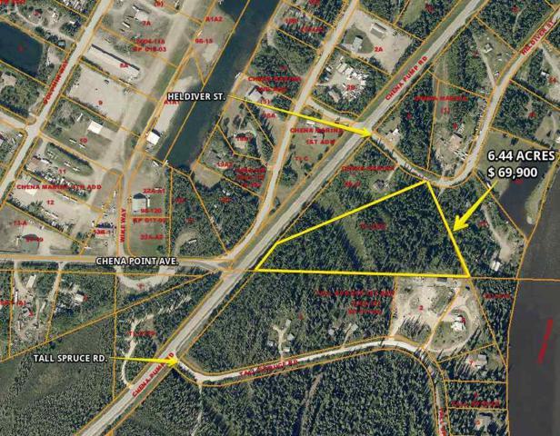 NHN Chena Pump Road, Fairbanks, AK 99709 (MLS #132799) :: Madden Real Estate
