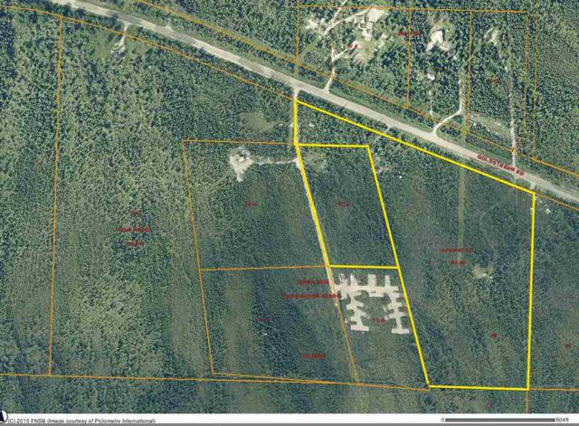 819 Goldstream Road, Fairbanks, AK 99709 (MLS #133568) :: Madden Real Estate