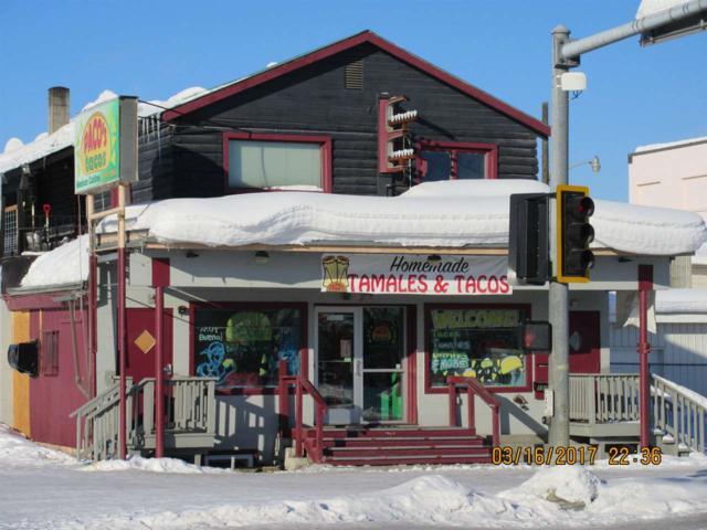 1528 South Cushman, Fairbanks, AK 99701 (MLS #133618) :: Madden Real Estate