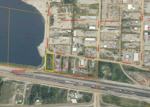 2287 Hanson Road, Fairbanks, AK 99709 (MLS #133695) :: Madden Real Estate
