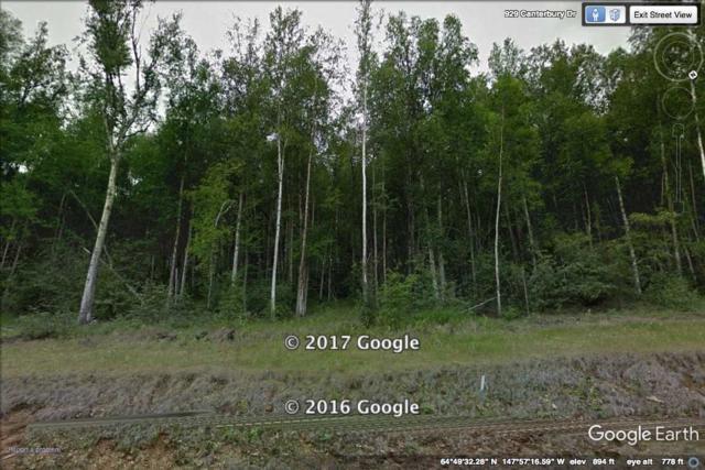 L28B3 NHN Canterbury Drive, Fairbanks, AK 99709 (MLS #133727) :: Madden Real Estate