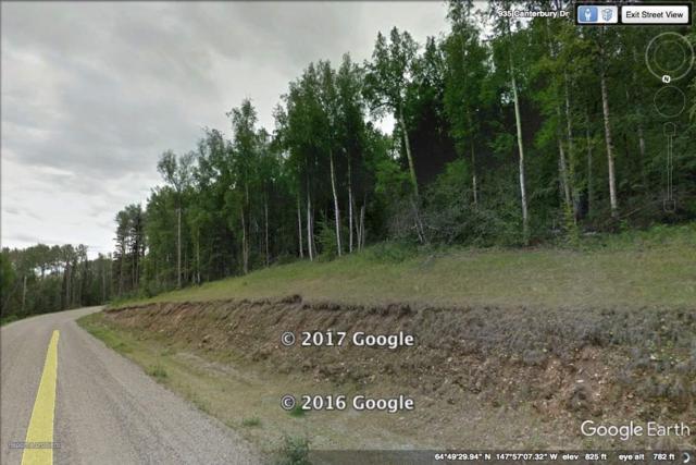 L29B3 NHN Canterbury Drive, Fairbanks, AK 99709 (MLS #133728) :: Madden Real Estate