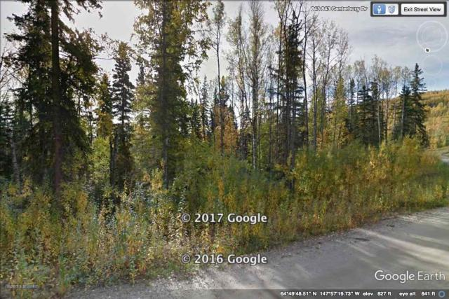 L8B4 NHN Canterbury Drive, Fairbanks, AK 99709 (MLS #133736) :: Madden Real Estate