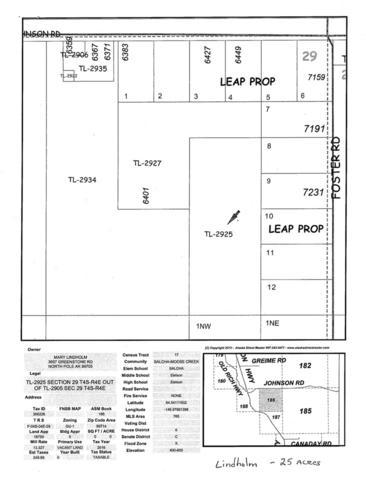 nhn Johnson Road, Salcha, AK 99714 (MLS #133999) :: Madden Real Estate