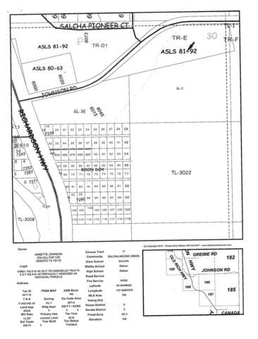 NHN Johnson Road, Salcha, AK 99714 (MLS #134084) :: Madden Real Estate