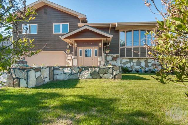2514 Riverview Drive, Fairbanks, AK 99709 (MLS #134351) :: Madden Real Estate