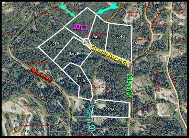 Lot7 Chena Rose Court, Fairbanks, AK 99709 (MLS #134733) :: Madden Real Estate
