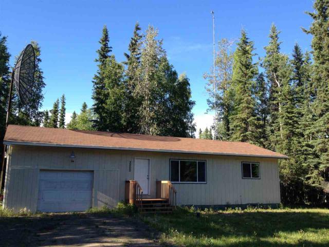 3500 Conifer Drive, North Pole, AK 99705 (MLS #134735) :: Madden Real Estate