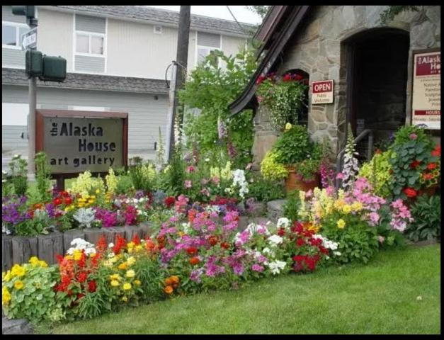 1005 Cushman Street, Fairbanks, AK 99701 (MLS #134770) :: Madden Real Estate