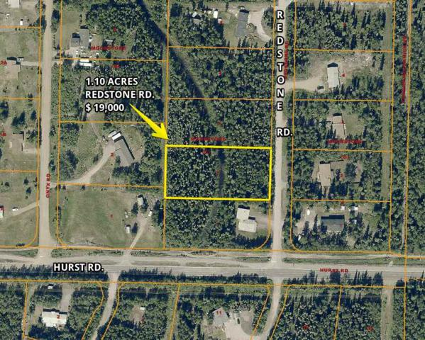 NHN Redstone Road, Fairbanks, AK 99705 (MLS #134888) :: Madden Real Estate