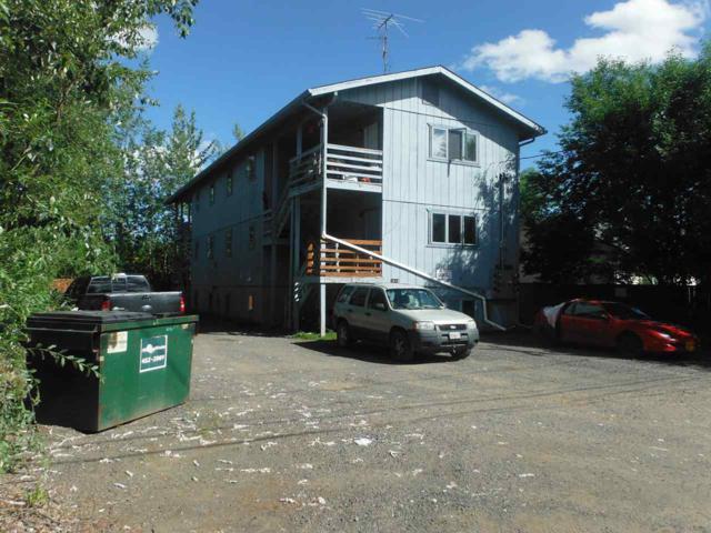1410 23RD AVENUE, Fairbanks, AK 99701 (MLS #134926) :: Madden Real Estate