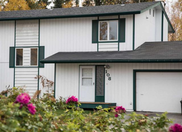 108 Unit A-1 Maple Drive, Fairbanks, AK 99709 (MLS #135494) :: Madden Real Estate
