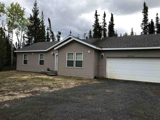 2290 Bordeaux Street, North Pole, AK 99705 (MLS #135510) :: Madden Real Estate
