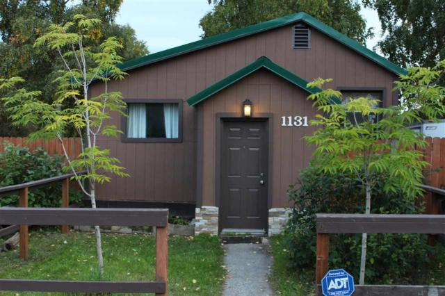 1131 & 1133 Twenty-Third Avenue, Fairbanks, AK 99701 (MLS #135517) :: Madden Real Estate