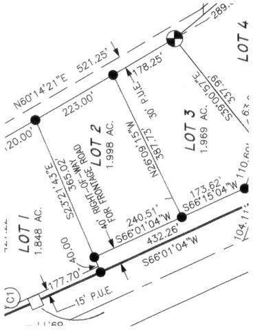 Lot 2 Canterbury Drive, Fairbanks, AK 99709 (MLS #135539) :: Madden Real Estate