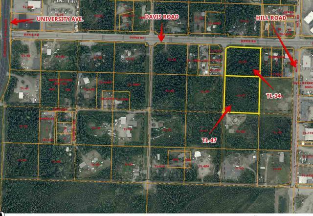 NHN Davis Road, Fairbanks, AK 99709 (MLS #135543) :: Madden Real Estate