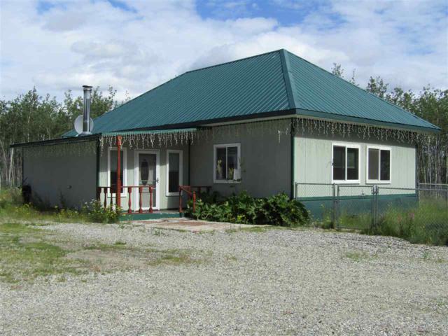 1709 Thomas Loop Road, Delta Junction, AK 99737 (MLS #135631) :: Madden Real Estate