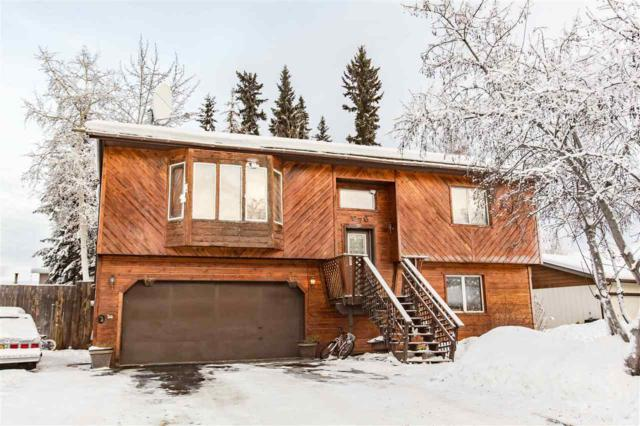 476 Droz Drive, Fairbanks, AK 99701 (MLS #136138) :: Madden Real Estate