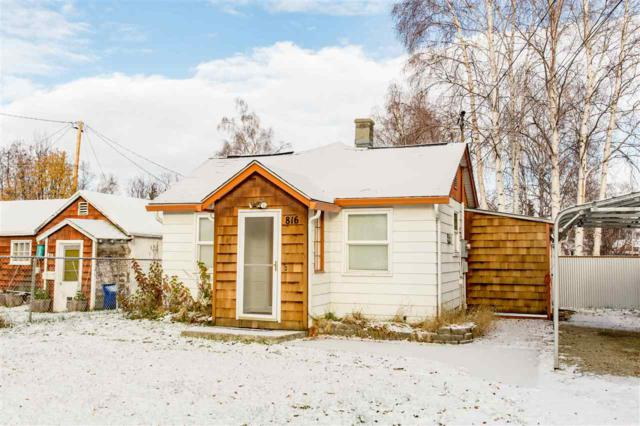 816 Smythe Street, Fairbanks, AK 99701 (MLS #136254) :: Madden Real Estate