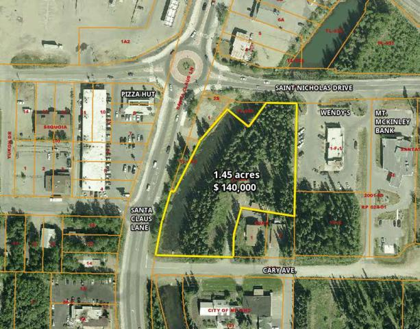 NHN Santa Claus Lane, Fairbanks, AK 99705 (MLS #136328) :: Madden Real Estate