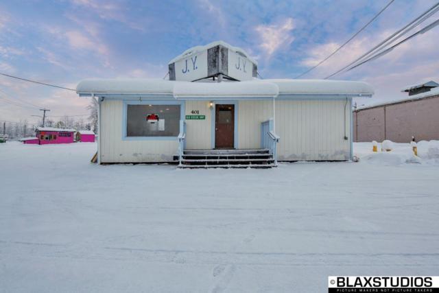 401/403 Old Steese Highway, Fairbanks, AK 99701 (MLS #136347) :: Madden Real Estate