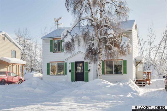 1219/1221 9TH AVENUE, Fairbanks, AK 99701 (MLS #136394) :: Madden Real Estate