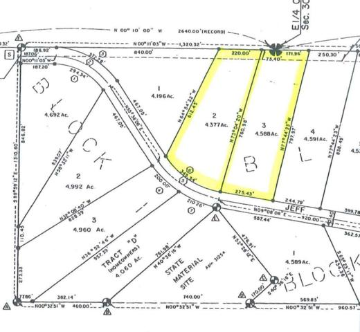 L2&3B2 Jeff Drive, Delta Junction, AK 99737 (MLS #136435) :: Madden Real Estate