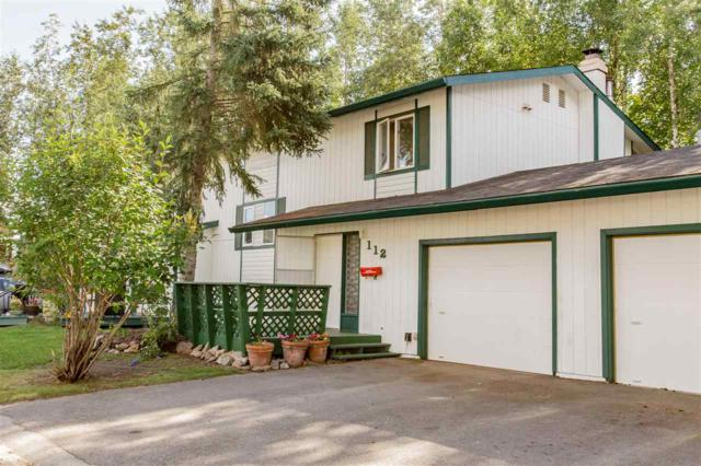 112 Hickory Drive, Fairbanks, AK 99709 (MLS #136515) :: Madden Real Estate