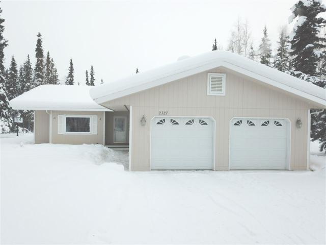 2327 Blue Sparkle, North Pole, AK 99705 (MLS #136617) :: Madden Real Estate