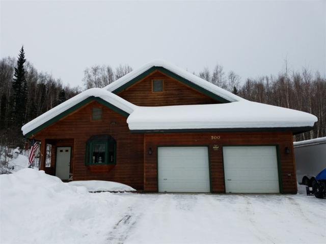500 Fabian Drive, Fairbanks, AK 99712 (MLS #136640) :: Madden Real Estate