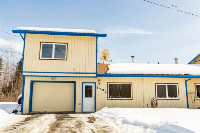 1792 Tootie Street, North Pole, AK 99705 (MLS #136938) :: Madden Real Estate