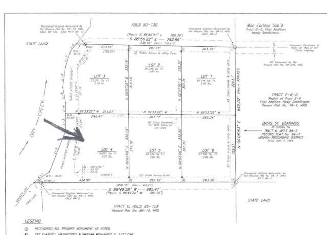 L4 Lester Road, Healy, AK 99743 (MLS #136956) :: Madden Real Estate