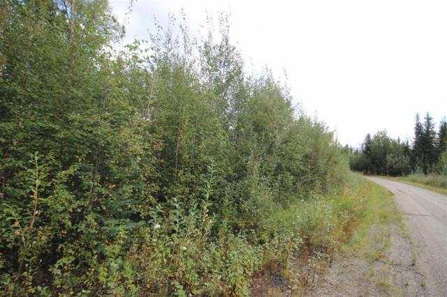 610 Hurricane Drive, Fairbanks, AK 99712 (MLS #136966) :: Madden Real Estate