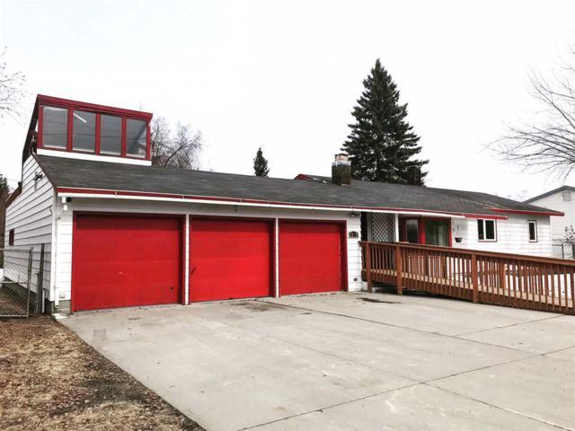 1532 10TH AVENUE, Fairbanks, AK 99701 (MLS #137003) :: Madden Real Estate
