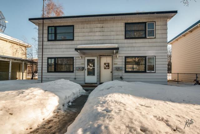 1223/1225 Kennicott Avenue, Fairbanks, AK 99701 (MLS #137005) :: RE/MAX Associates of Fairbanks