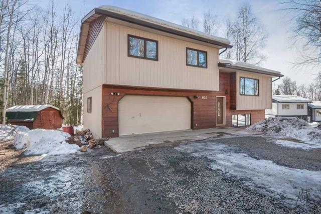 833 Ridge Loop Road, North Pole, AK 99705 (MLS #137006) :: Madden Real Estate