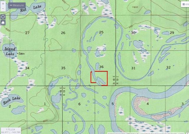 NHN Porcupine River, Ft. Yukon, AK 99740 (MLS #137149) :: Madden Real Estate