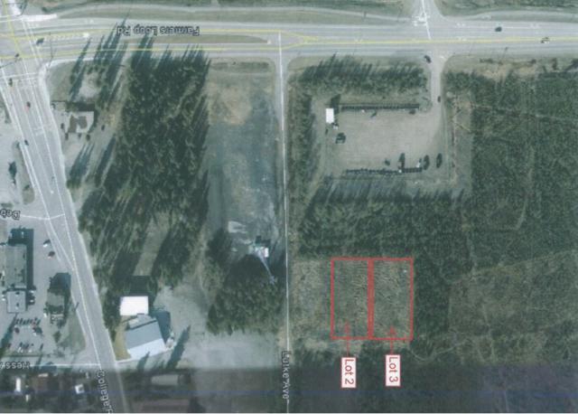 Lot 2 Palmer Street, Fairbanks, AK 99707 (MLS #137259) :: Madden Real Estate