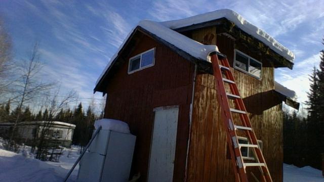 415 Grange Hall Road, Fairbanks, AK 99712 (MLS #137394) :: Madden Real Estate
