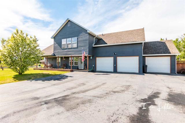 3750 Regius Avenue, North Pole, AK 99705 (MLS #137445) :: Madden Real Estate