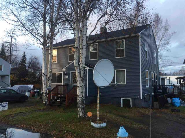 760 / 758 8TH AVENUE, Fairbanks, AK 99709 (MLS #137487) :: Madden Real Estate