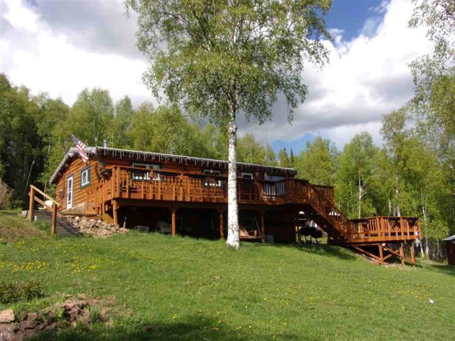 1876 Gilmore Trail, Fairbanks, AK 99712 (MLS #137522) :: Madden Real Estate