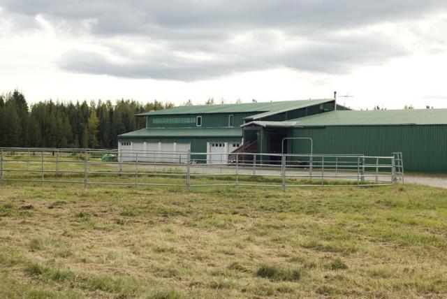 702 Keeling Road, North Pole, AK 99705 (MLS #137554) :: Madden Real Estate