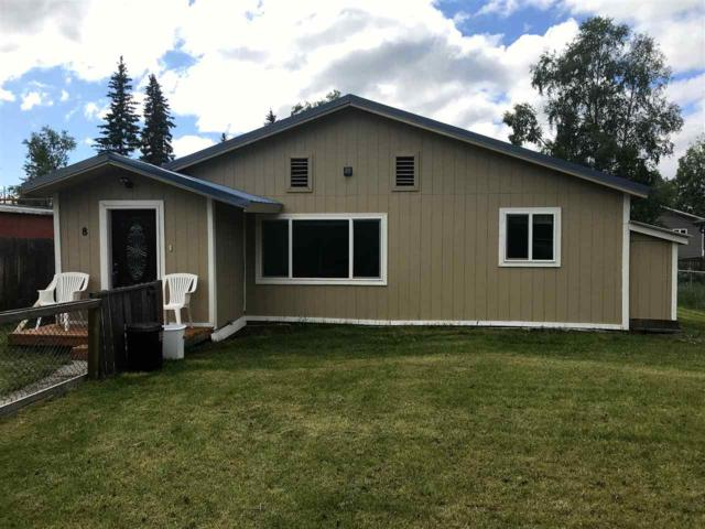 8 Blanche Avenue, Fairbanks, AK 99701 (MLS #137590) :: Madden Real Estate