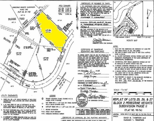 NHN Ridgepointe Drive, Fairbanks, AK 99709 (MLS #137635) :: Madden Real Estate