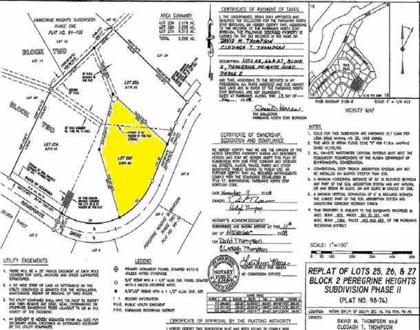 NHN Ridgepointe Drive, Fairbanks, AK 99709 (MLS #137636) :: RE/MAX Associates of Fairbanks